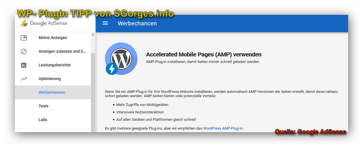 WP-PlugIn-AMP