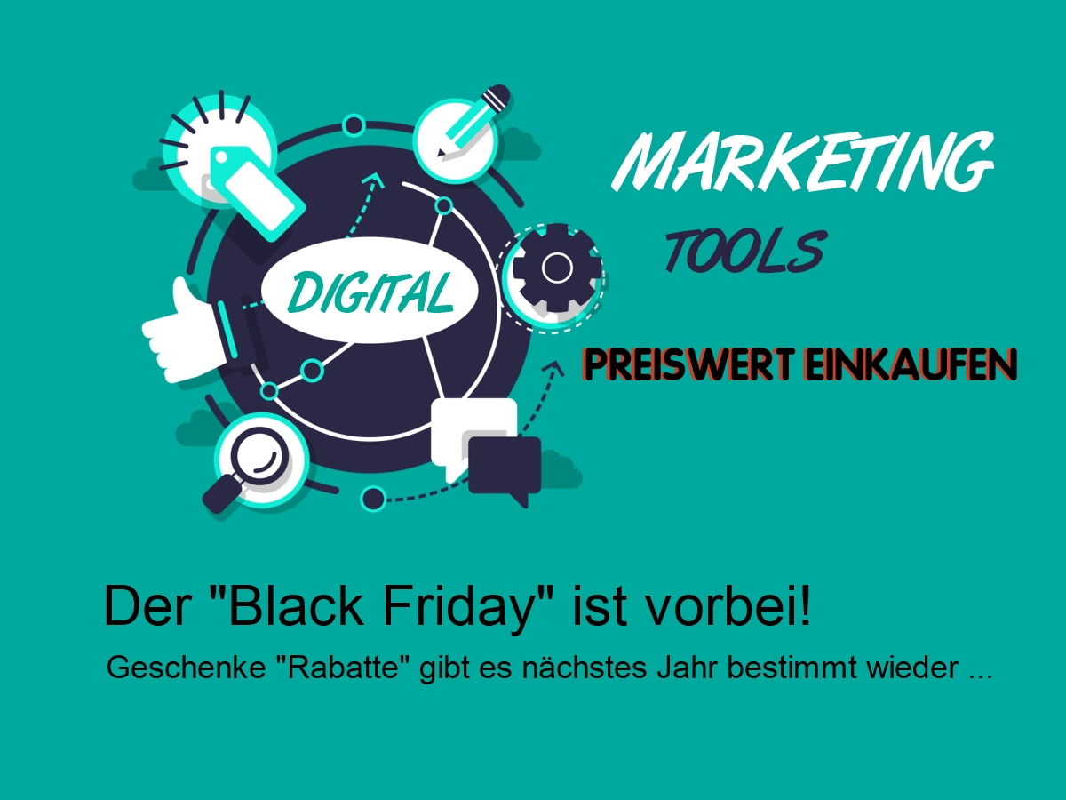 Black Friday ENDE