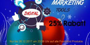 Weihnachten25%Rabatt