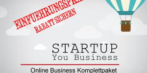 Online-Business-Komplettpaket