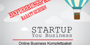 Online-Business-Komplettpaket